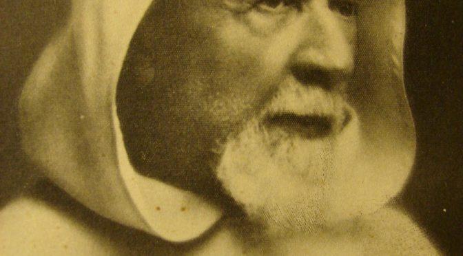 Le frère Marie-Joseph Lagrange (1855-1938)